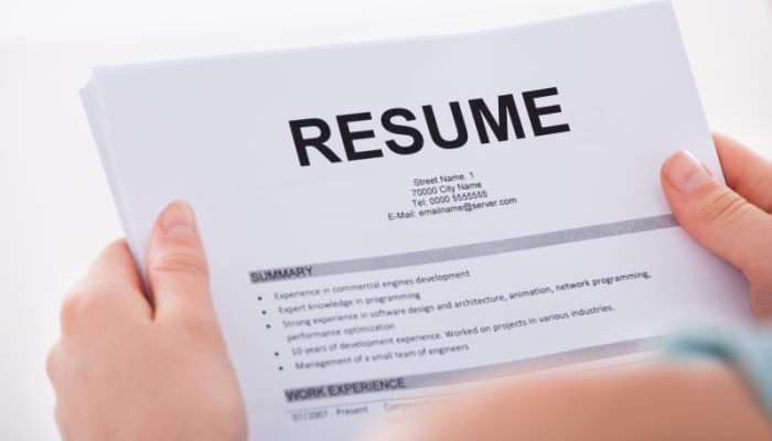 overcoming common resume struggles