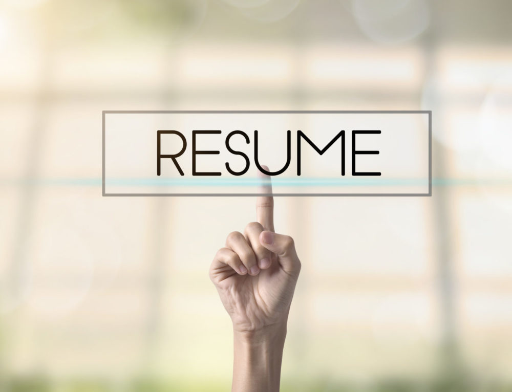 Uncovering the Bare Bones of Your Resume