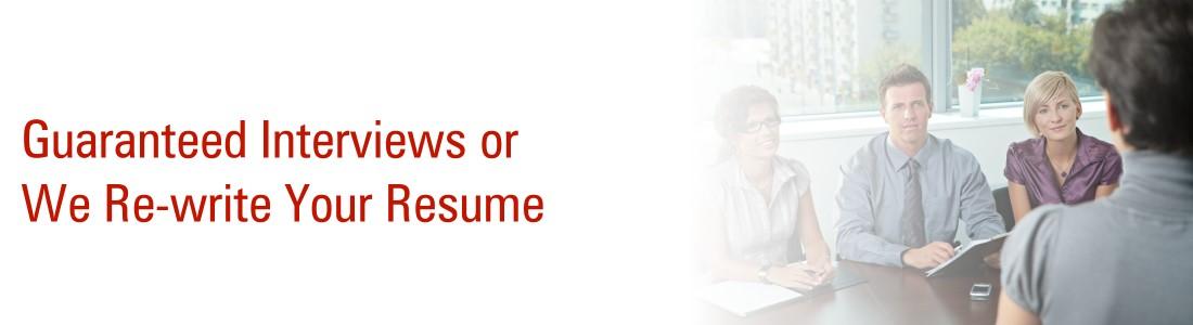 Kansas City Guaranteed Interview Resume Writing Services