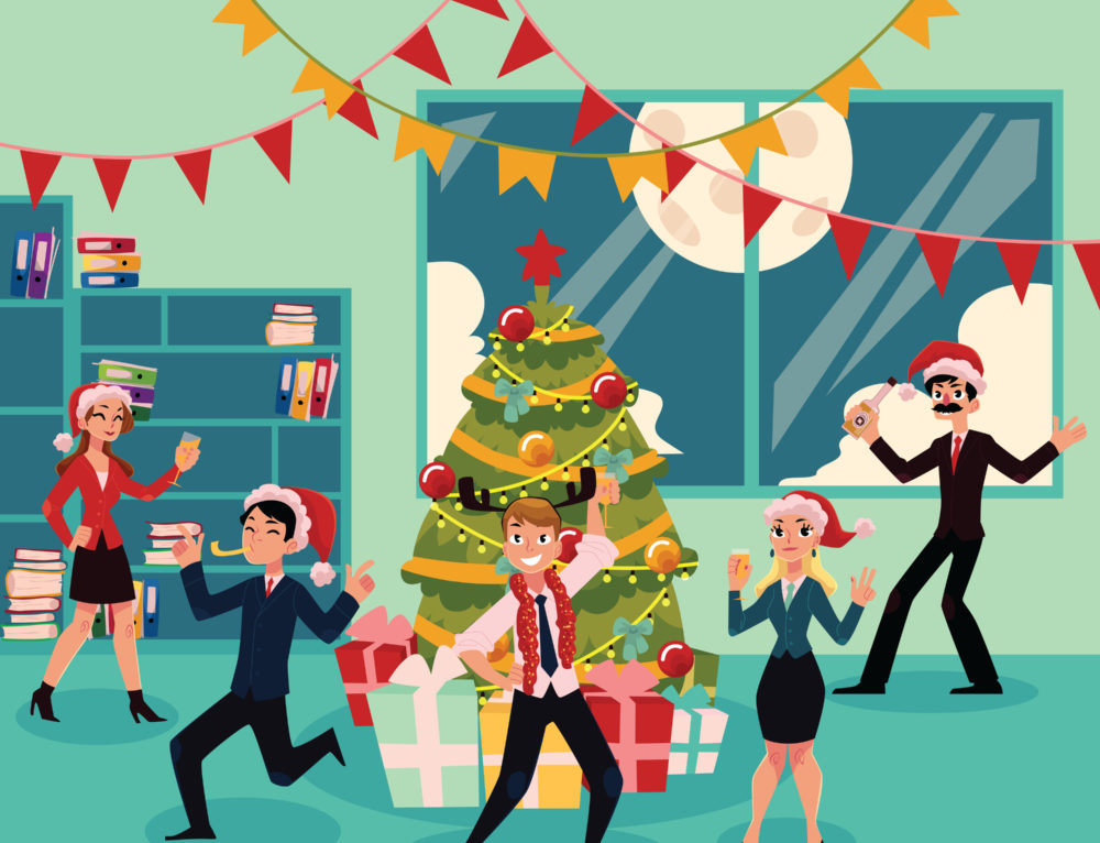 Top 5 Things to Note about Your Office Christmas Party