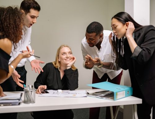 The One Thing You Should Never Do at Work